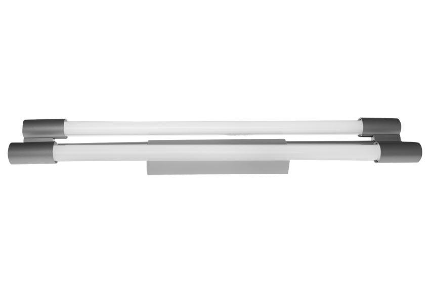 Regleta led daviu unik 120 ref 18750872 leroy merlin - Lampara fluorescente cocina ...
