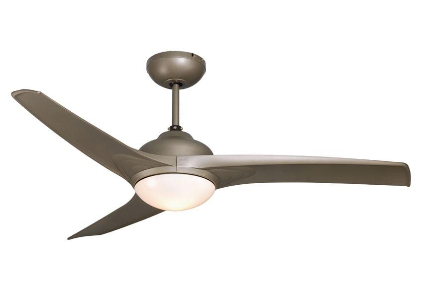 Ventilador de techo con luz inspire guillin ref 13513493 for Leroy merlin ventiladores