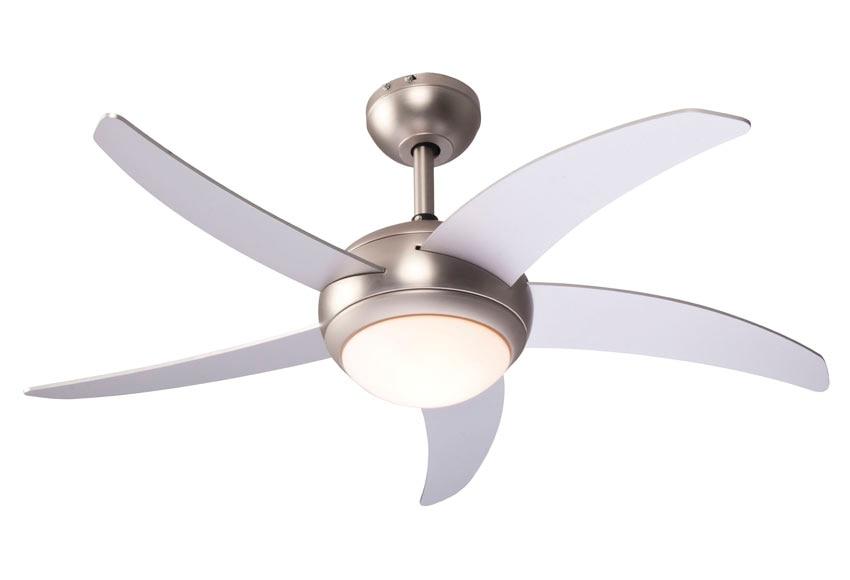 Ventilador de techo con luz inspire ceylan ref 14956550 for Ventiladores de techo com
