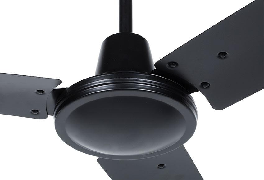 Ventilador de techo inspire acores ref 16091012 leroy for Leroy merlin ventiladores