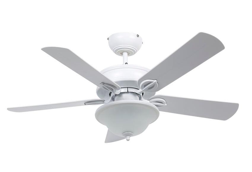Ventilador de techo con luz inspire ontario ref 17905405 for Ventiladores de techo com