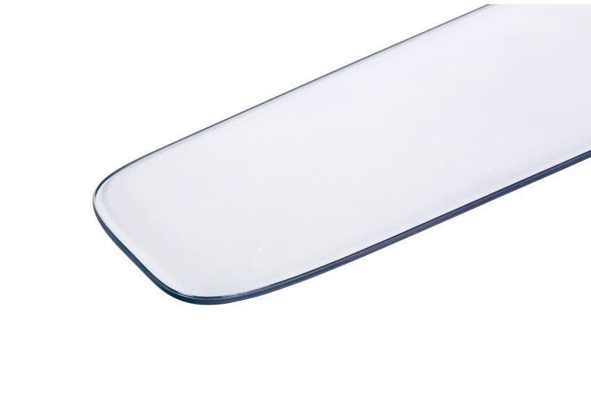 Aspa inspire aspa auckland transparente ref 18040995 for Metacrilato transparente leroy merlin