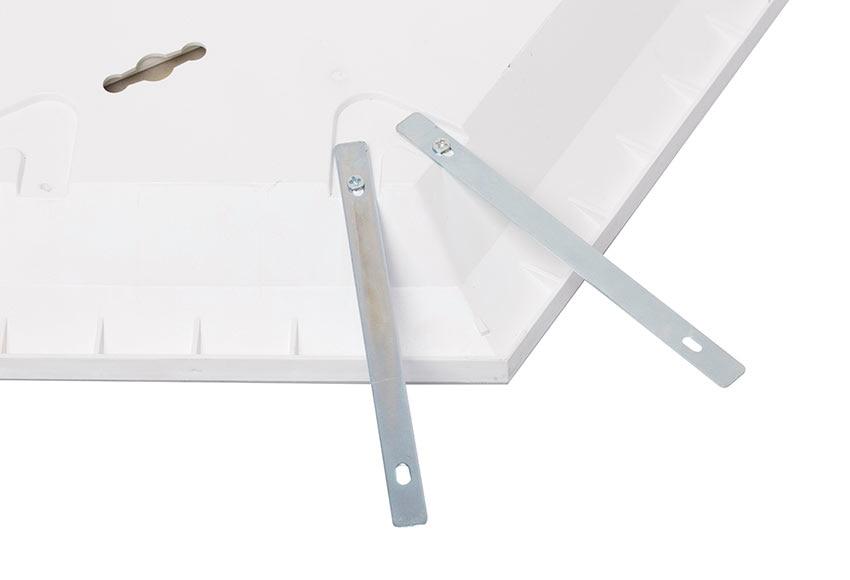 Panel led inspire extensi n puzzle hexagonal 9 ref - Panel led 60x60 leroy merlin ...
