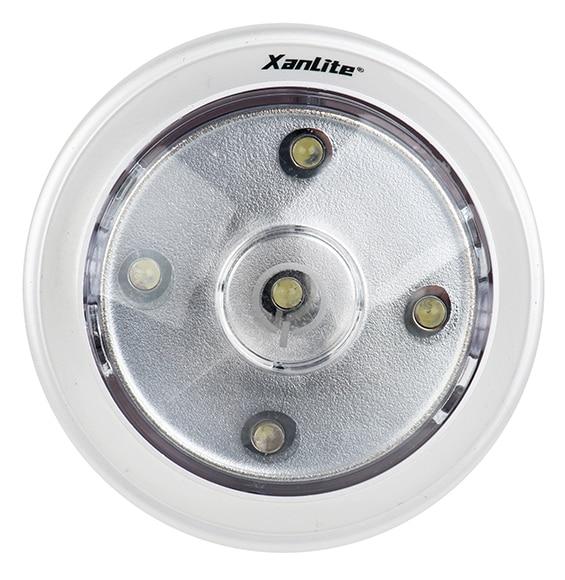 Luz led xanlite pulsar ref 16577155 leroy merlin for Led sottopensile leroy merlin