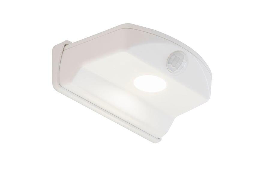 Regleta led osram sensor blanco ref 17696413 leroy merlin for Luz con sensor de movimiento leroy merlin