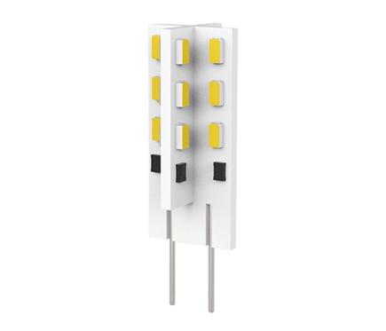 Lexman Bombilla led Led específica G4 luz amarilla 10000 h