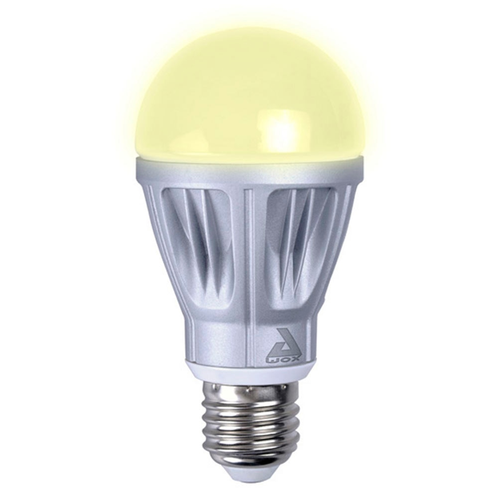 Bombilla led inteligente color rgb regulable e27 awox ref for Bombillas led leroy