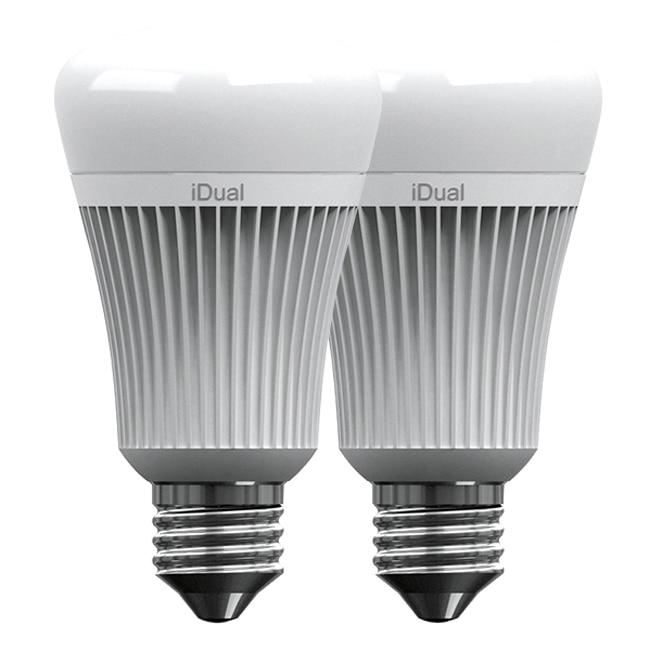 Bombilla led inteligente e27 jedi lighting rgb ref for Bombillas led leroy