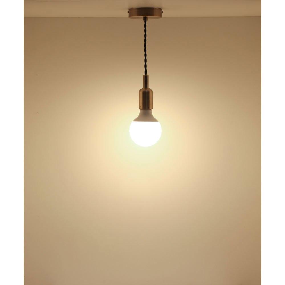bombilla led e27 globo 95 mate 300 lexman ref 16532586. Black Bedroom Furniture Sets. Home Design Ideas