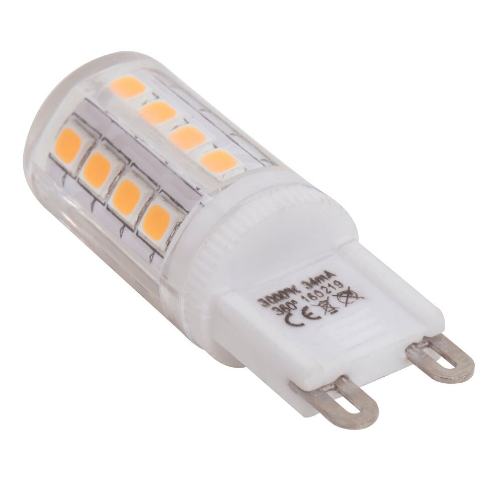 Bombilla led g9 cr led ref 17563210 leroy merlin - Ampoule g9 led leroy merlin ...