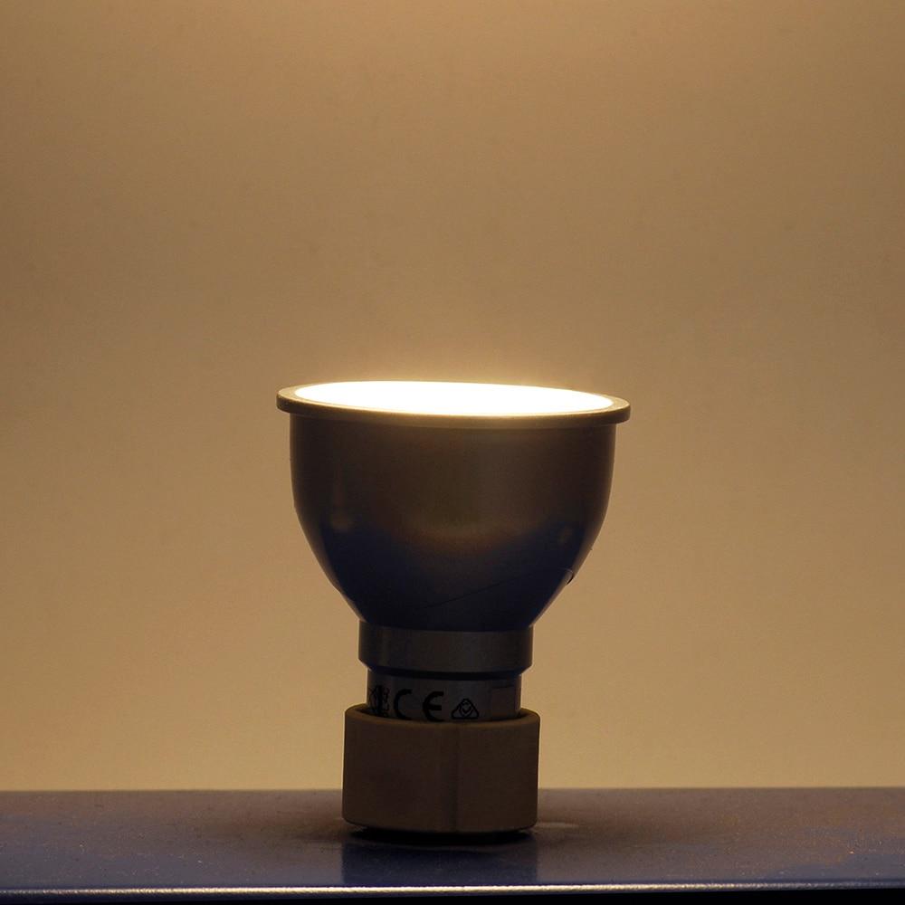 Bombilla led reflectora gu10 osram ref 16584771 leroy for Lampadine led colorate leroy merlin