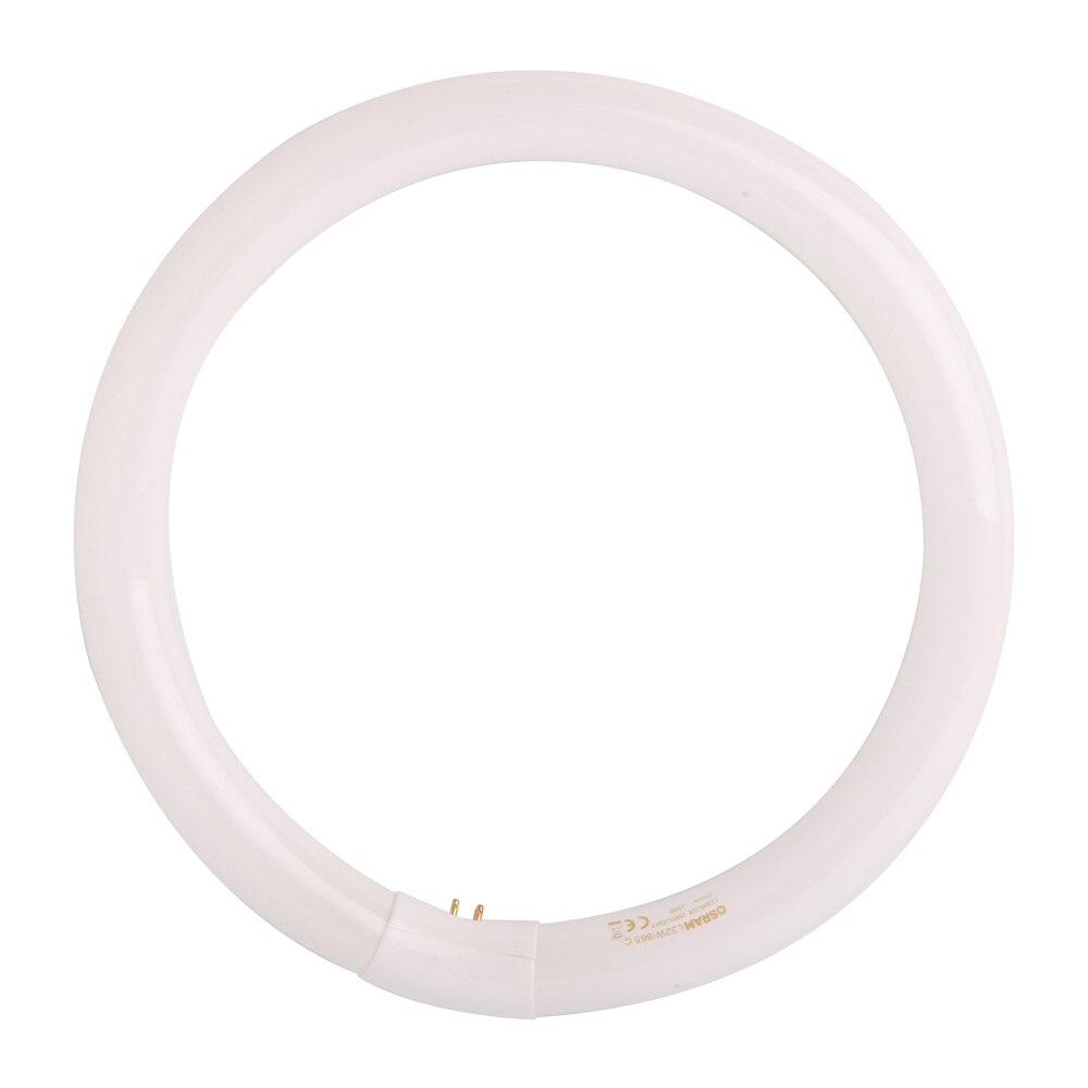 Bombilla tubo fluorescente circular g10q osram ref for Tubo fluorescente circular 32w