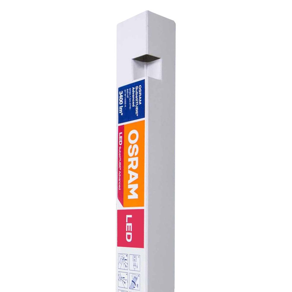 Tubo led osram tubo led substitube t8 g13 ref 17278674 for Tubo irrigazione leroy merlin