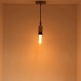 Bombilla LED decorativa Lexman E27 ST64 6W