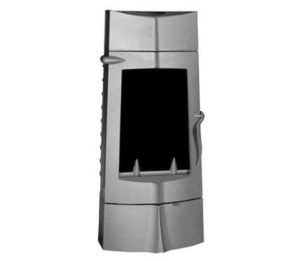 Estufa de hierro fundido invicta chamane ref 13379604 - Estufas electricas bajo consumo leroy merlin ...