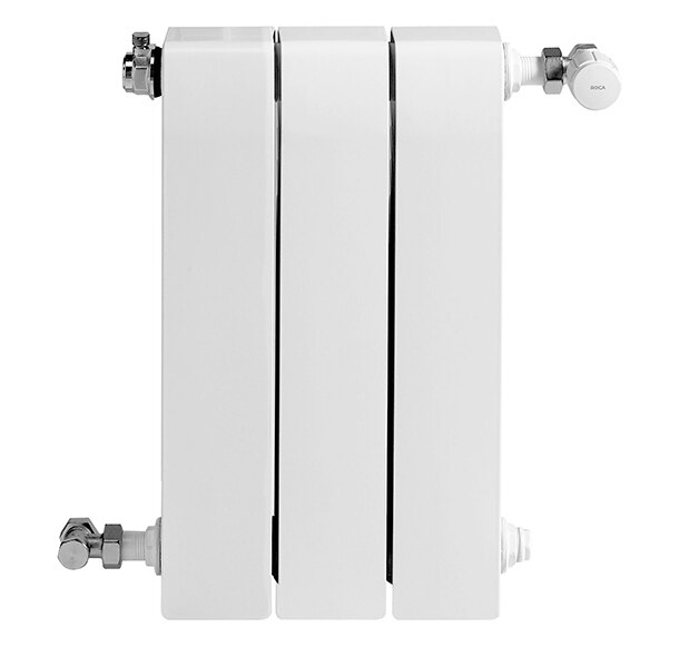 Radiador de aluminio de 3 elementos roca dubal 45 ref - Elementos de radiadores ...