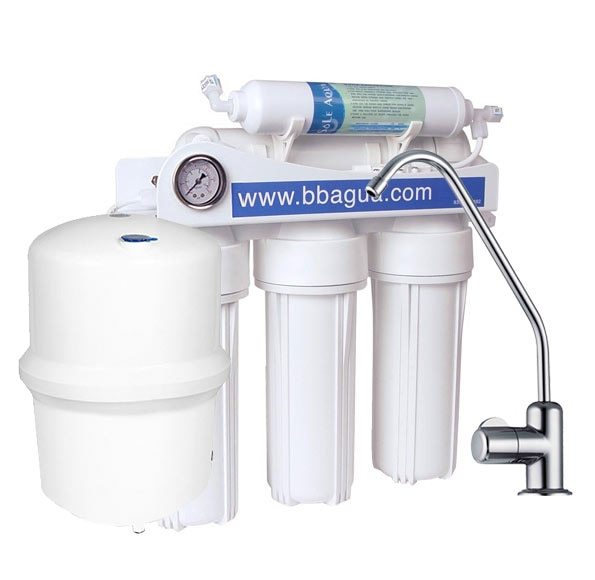 Equipo de smosis 5 etapas bbagua eur 50 ref 12878754 for Equipo de osmosis