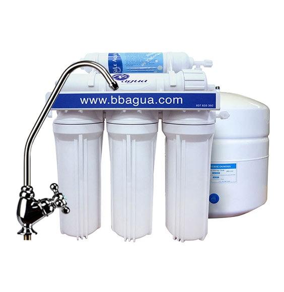 Equipo de smosis 5 etapas bbagua basic ref 16492693 for Equipo de osmosis