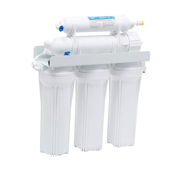 Equipo de smosis 5 etapas aquawater ref 18714234 leroy for Equipo de osmosis