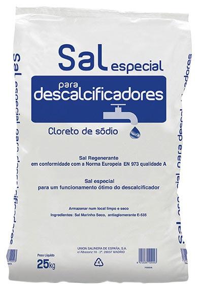 Saco de sal de 25 kg ref 16755711 leroy merlin - Sal para descalcificadores ...