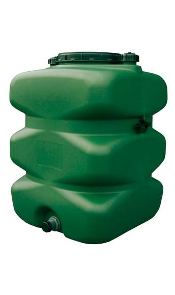 Dep sito de agua modular vario 500 ref 13512114 leroy for Deposito agua leroy merlin