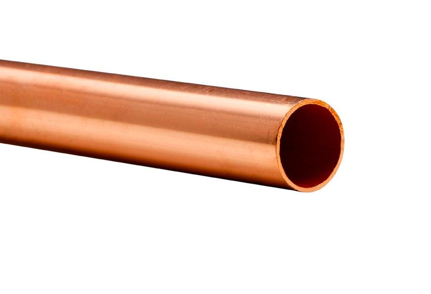 Tubo de cobre 18 mm 2 5 m ref 17885336 leroy merlin for Tubo irrigazione leroy merlin