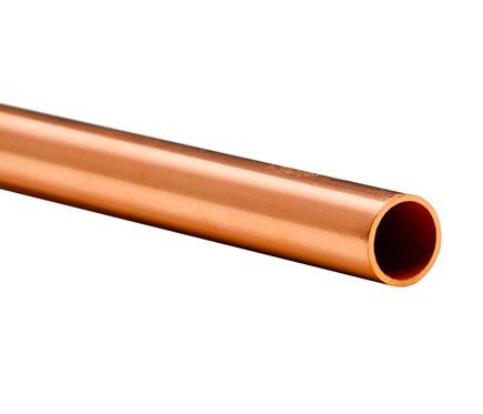 Tubo de cobre de 12 mm 2 m ref 18383316 leroy merlin for Tubo irrigazione leroy merlin