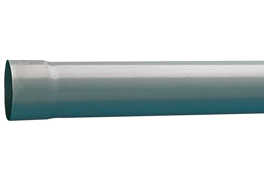 Tubo de pvc presi n de 32 mm y 2 5 m ref 12400843 leroy - Tubo flexible pvc ...