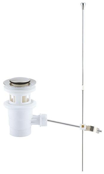 V lvula con palanca con rebosadero para lavabo equation for Embellecedor rebosadero lavabo