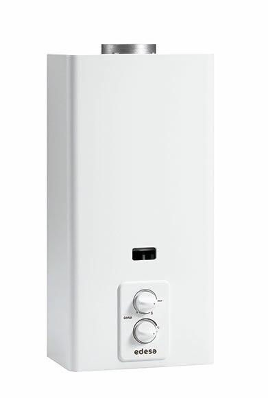 Calentador de gas butano edesa 11l ci 110e3 ref 17892070 - Calentador de butano ...