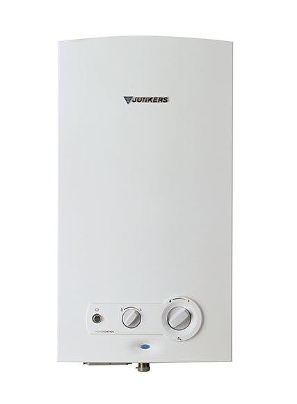 Calentador de gas natural junkers 14l kme ref 17022831 - Calentador de agua leroy merlin ...