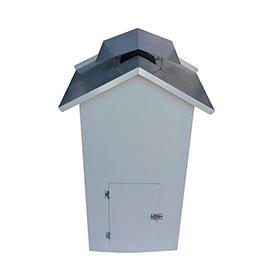 Calentador de gas propano cointra 10l e10 ref 14227934 leroy merlin - Armario calentador gas exterior ...