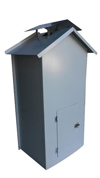 Caseta cubre calentador de 11 litros caseta cubre - Casetas para perros baratas leroy merlin ...