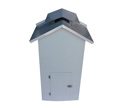 Caseta cubre calentador de 13 litros caseta cubre - Calentador de agua leroy merlin ...
