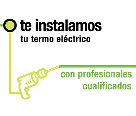 Te instalamos tu termo el ctrico de menos de 100 litros - Instalacion de termo electrico ...