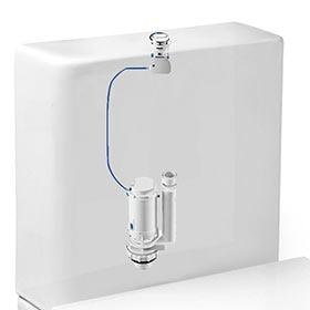 Cambiar cisterna roca cheap por qu hay que cambiar la for Como arreglar una cisterna de doble carga
