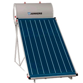 Equipo solar termosifón Junkers Smart 150L