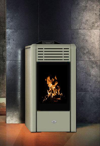 Estufa de pellets canalizable last calor megan 10 ref - Estufa de calor ...