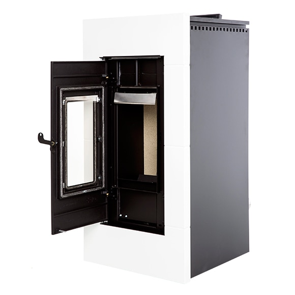 estufas de pellet en leroy merlin estufa de pellets mcz. Black Bedroom Furniture Sets. Home Design Ideas