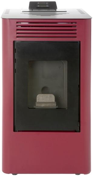 Estufa de pellets de aire watt economy 10 ref 81873496 - Pellets bricomart ...