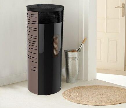precio pellet leroy merlin elegant awesome estufa de. Black Bedroom Furniture Sets. Home Design Ideas