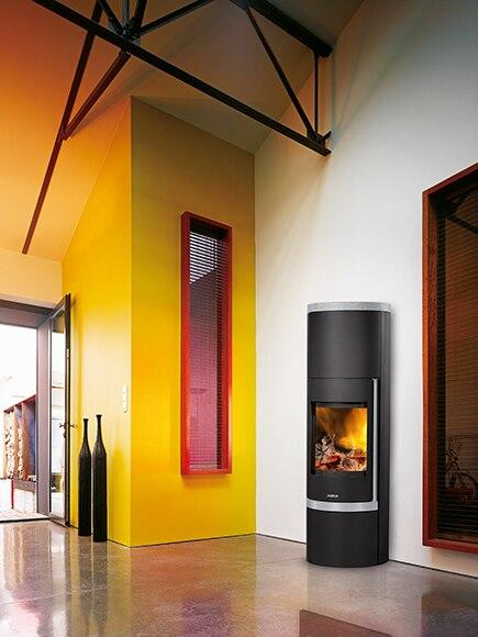 estufa de acero interior refractario justus faro plus ref 16575804 leroy merlin. Black Bedroom Furniture Sets. Home Design Ideas