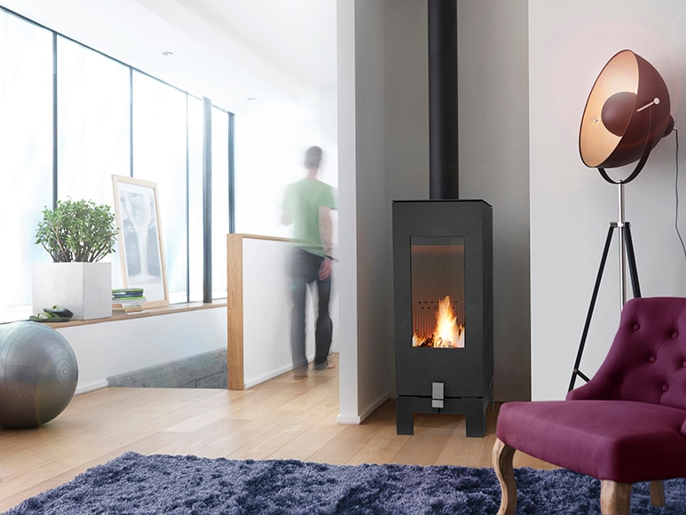 estufa de hierro fundido invicta wabi ref 16555126. Black Bedroom Furniture Sets. Home Design Ideas