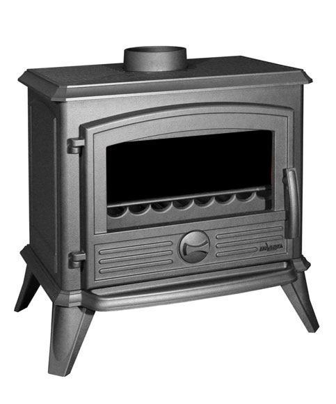 estufa de le a invicta samara ref 14889700 leroy merlin. Black Bedroom Furniture Sets. Home Design Ideas
