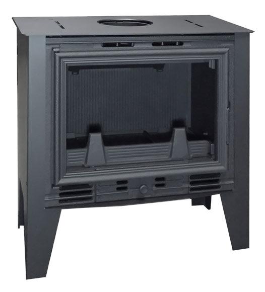 estufa de le a invicta siena ref 17935323 leroy merlin. Black Bedroom Furniture Sets. Home Design Ideas