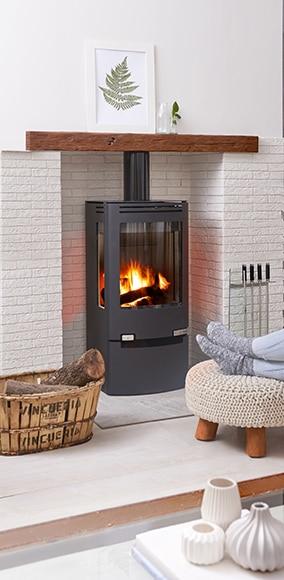 22 bonito cocinas de le a calefactoras precios im genes - Estufas calefactoras de lena ...