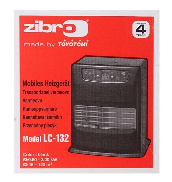 Estufa de parafina electr nica zibro lc 132 ref 19113920 - Estufa parafina electronica ...