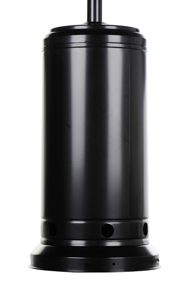 Estufa de gas butsir negra ref 13107234 leroy merlin for Bombola gas 5 kg leroy merlin
