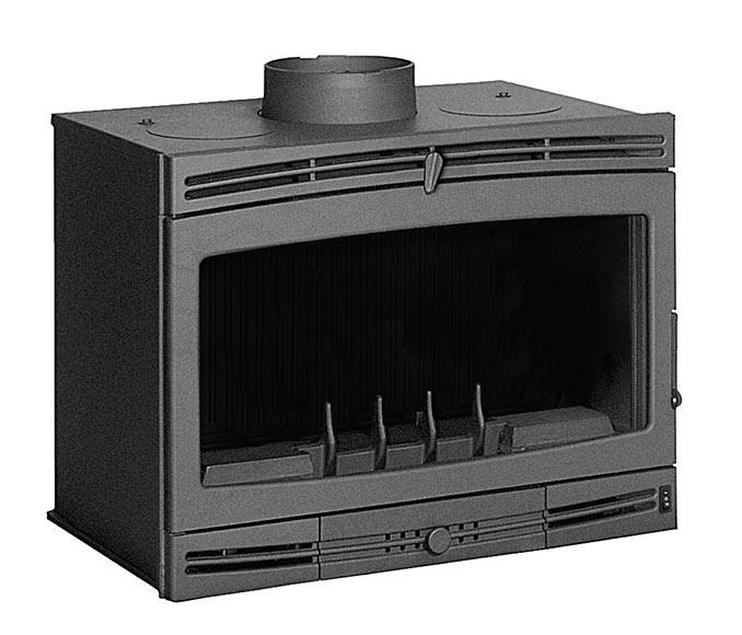 insert de hierro fundido invicta 700 t ref 12876626 leroy merlin. Black Bedroom Furniture Sets. Home Design Ideas
