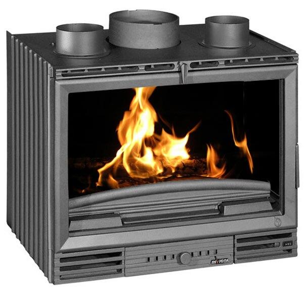 insert de hierro fundido invicta 2 caras derecha ref 13096965 leroy merlin. Black Bedroom Furniture Sets. Home Design Ideas